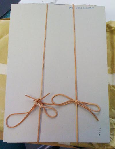 parcel thonging