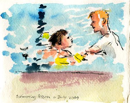 swimminglesson