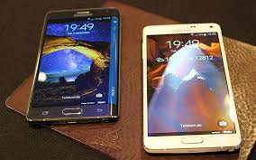 Samsung Galaxy Note 4/Note Edge Smartphones 2015 Reviews - Ezy4gadgets