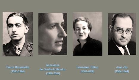 Quatre figures de la Seconde Guerre mondiale au Panthéon - Académie de Paris | Quoi de neuf sur le Web en Histoire Géographie ? | Scoop.it