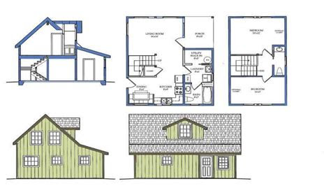 small house plans  open floor plan small house plans