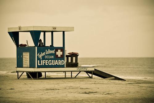 Guarding Life...