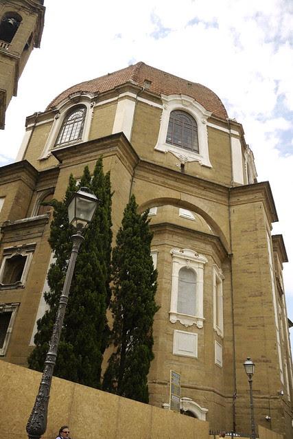 Museo delle Cappelle Medicee 梅第奇家族禮拜堂