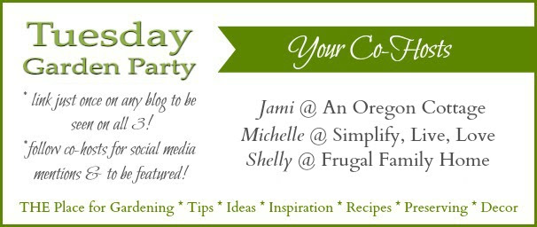 Tuesday Garden Party Co-Hosts