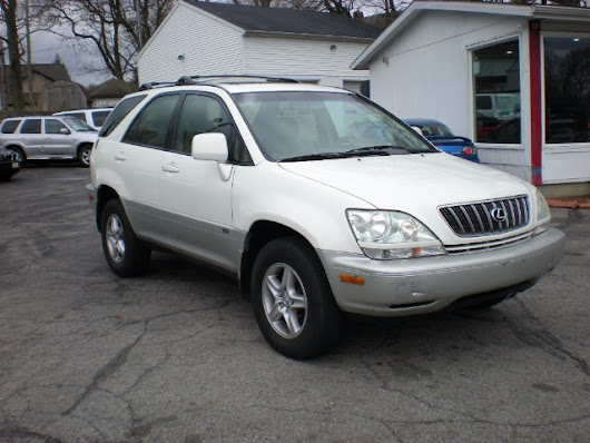 Used 2002 Lexus RX 300 4WD for Sale in Lafayette IN 47904 Best Buy Motors