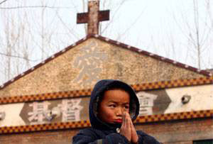 Image result for The Rise of Christianity in China images
