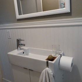Top 10 Narrow Bathroom Paint Color Images