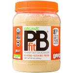 Better Body Foods Organic PB Fit Peanut Butter Powder, 30 oz.