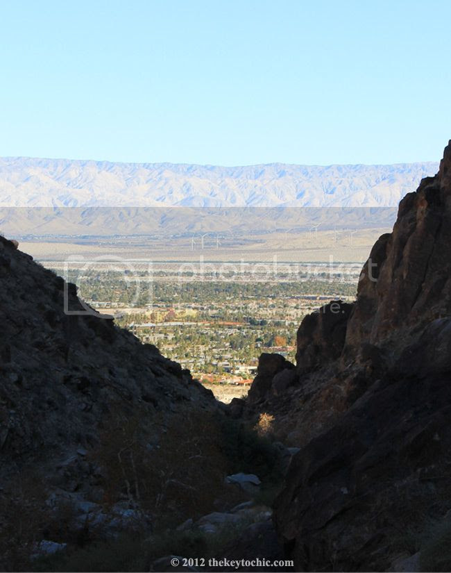 Tahquitz Canyon views, Coachella Valley