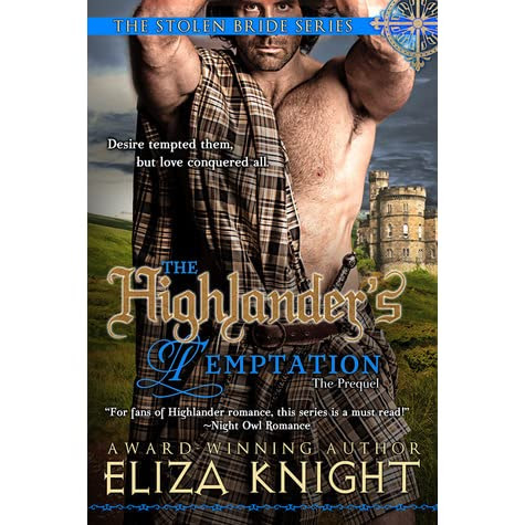 a review of The Highlander's Temptation