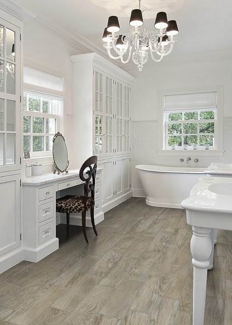 Vintage Wood - Ash - Traditional - Wall And Floor Tile ...