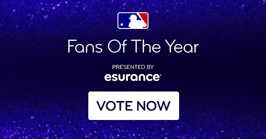 2016 MLB Fans of the Year presented by Esurance