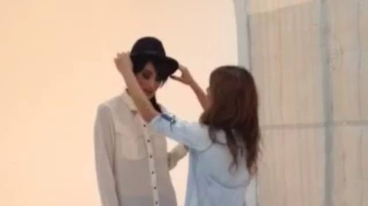 Play Video: Mickey's Girl BTS Fall13