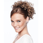 Cheer Dance Curls Hair Piece by Hairdo in R4, Length: Short