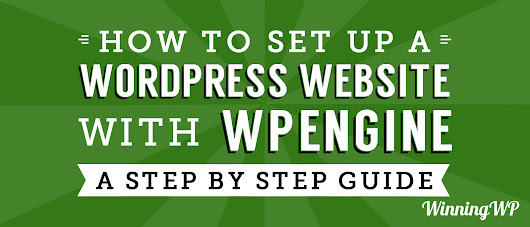 How to Make a WordPress Website with WPEngine - Step by Step (Video)!