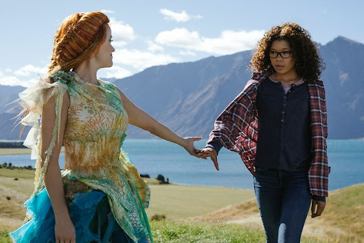 Thoughts on A Wrinkle in Time