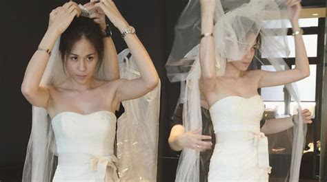 Toni Gonzaga Shares Pics Of Her Bridal Gown Fitting At