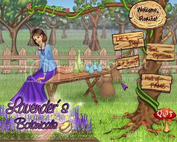 lavender's botanicals by gamehouse help walkthrough post 2010