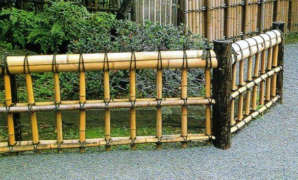 Jual & Pasang Pagar Bambu Murah & Bergaransi ☎ 0813 8410 3459