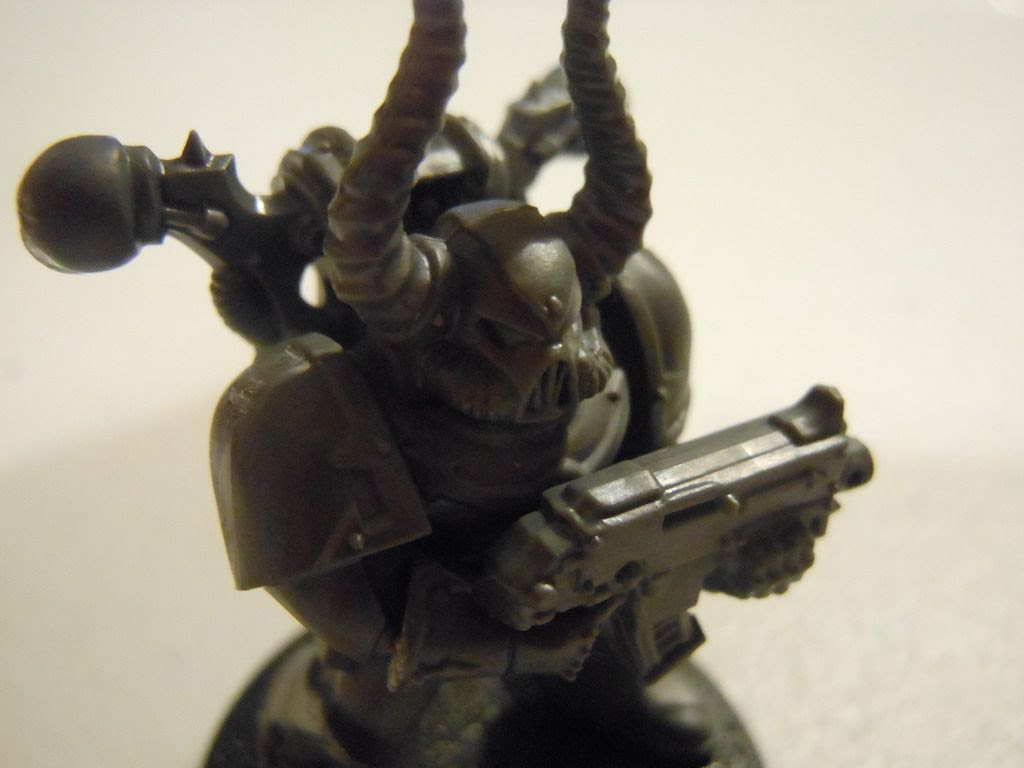 Assassinorum: Execution Force marine