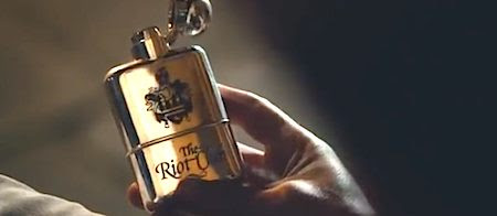 The Riot Club: Using cheap, printed hip-flasks since 1776. Because you can't BUY class.
