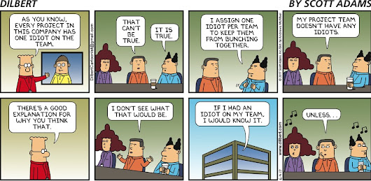 Dilbert Comic Strip on 2017-06-04 | Dilbert by Scott Adams