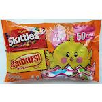 Skittles And Starburst Original Bite Size Candies (Easter Edition) 50 Pcs., 20.39 Oz Bag