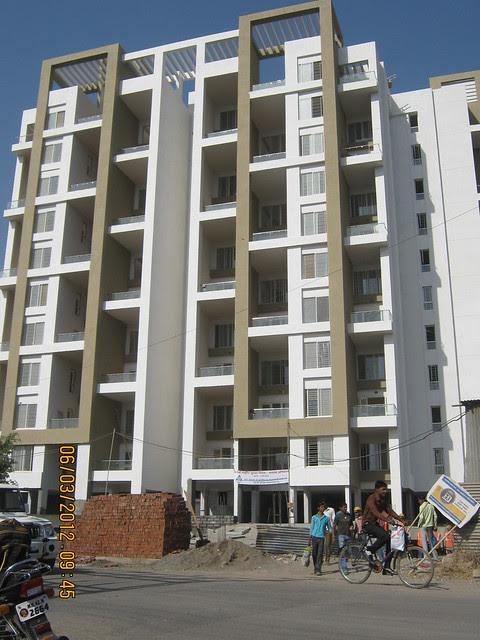 Rohan Tarang - A Building - Wakad Pune 411 057