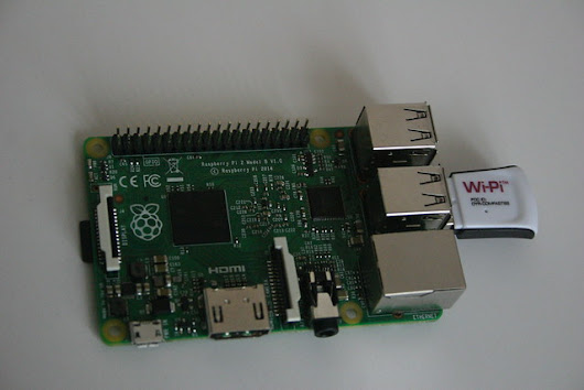 Raspberry Pi Accessories: First steps with Wi-P... | element14