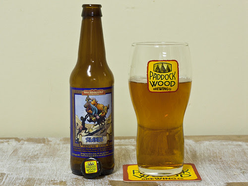 Review: Paddock Wood Silenus Belgian style Tripel by Cody La Bière