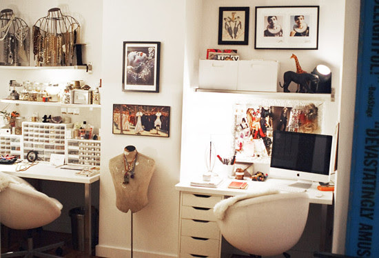 Décor Inspiration: Studio Space