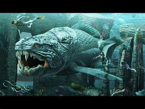 animales prehistoricos gigantes  se extinguieron youtube
