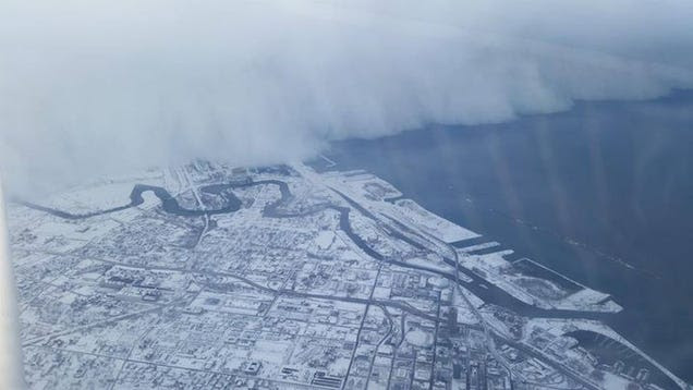Lake Effect Snow: How Nature's Greatest Snow Machine Works