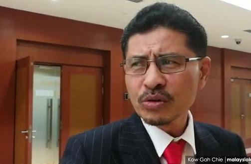 Isa Samad tanding bebas: Konspirasi 'sailang' Anwar