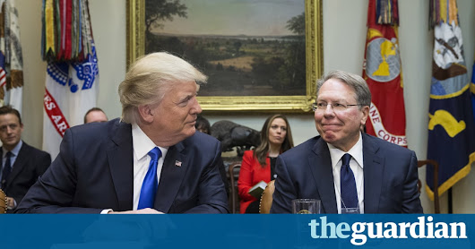 Gun control groups ready for showdown with NRA: 'We'll spend what it takes' | US news | The Guardian