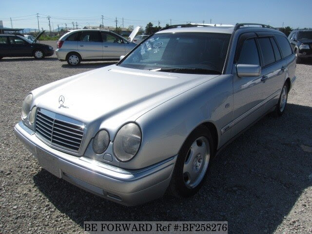 Used 1997 MERCEDES-BENZ E-CLASS STATION WAGON E320 ...