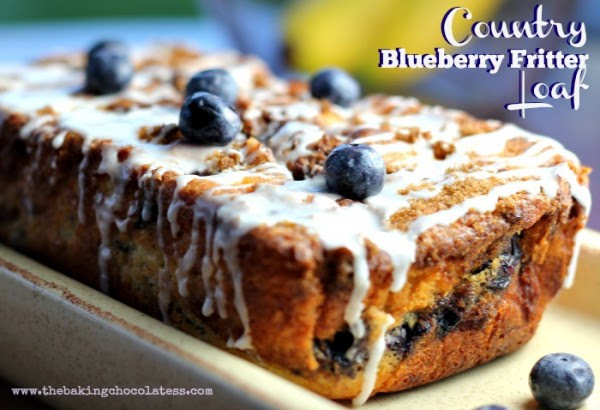 The Baking Chocolatess Country-Blueberry-Fritter-Loaf 7-6
