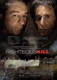 Righteous Kill Official Poster