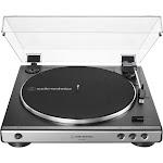 Audio-Technica - Stereo Turntable - Gunmetal