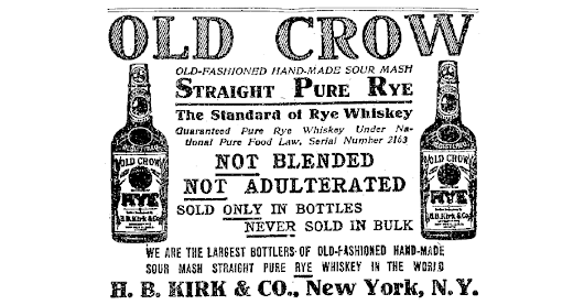 Old Crow Distillery – sour mash, setbacks and Glenns Creek – Spirited Matters