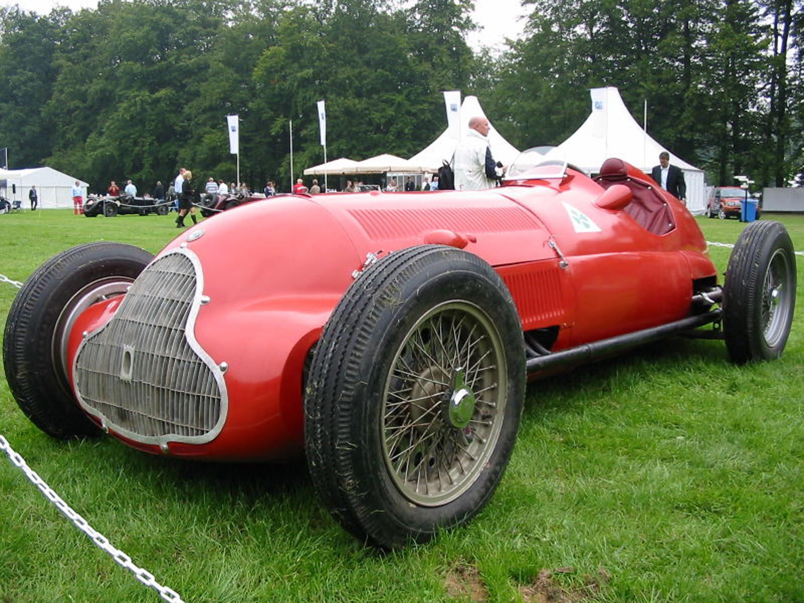 Alfa Romeo 8c Qatar
