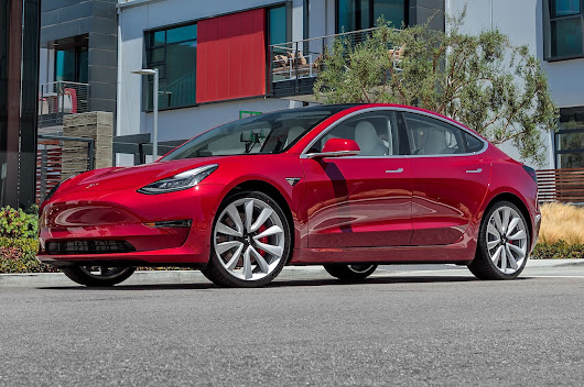 2018 Tesla Model 3 Dual Motor Performance Review: First Taste - Motortrend