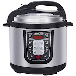 GeekChef 11-in-1 Multi-Functional Electric Pressure Cooker, Slow Cooker, Stainless Steel Inner Pot,1000W (6 Qt)