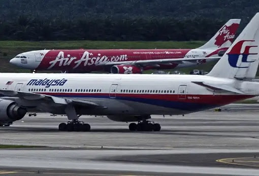 Malaysia Airline System and Air Asia - Share Swap Plan
