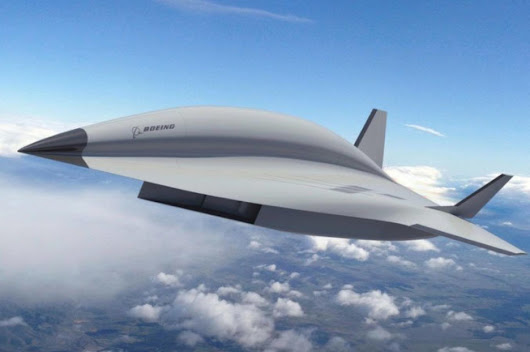 United States: HYPERSONIC super fighter jet that will 'circle globe in 3 HOURS' REVEALED | Daily Star