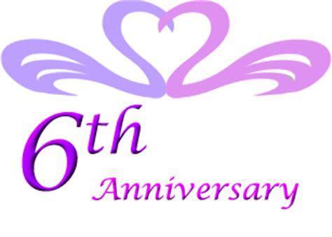 6th wedding anniversary gift ideas   Perfect 6th