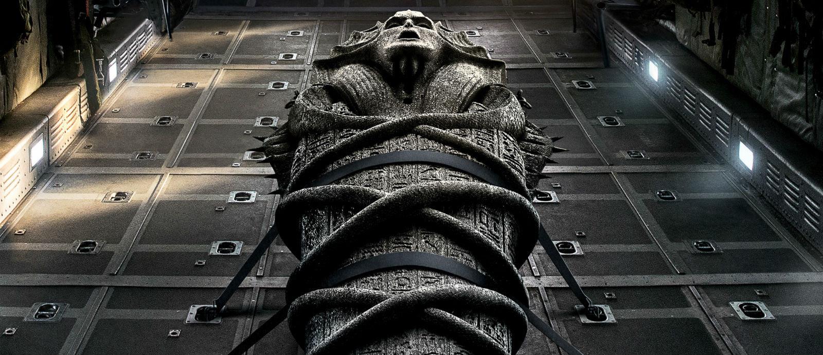 Review: The Mummy screenshot