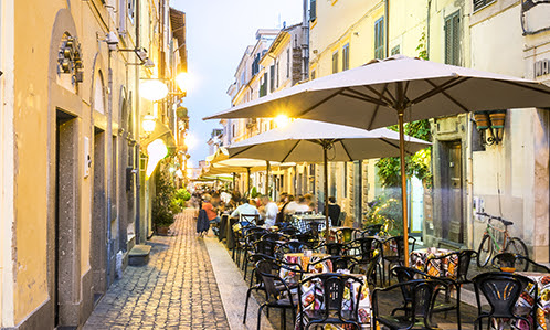 Discover Italy St Clair Travel Agency