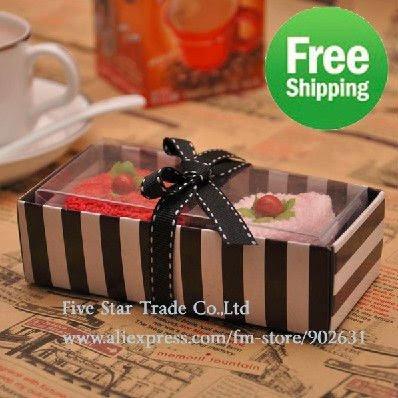 CardPaypal Wholesale Many Colors Beautiful Gift Box 30pcs wedding gift