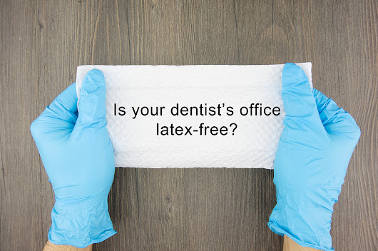 Brantford Dentist ensures that his office is latex-free for the wellbeing of both his patients and staff.